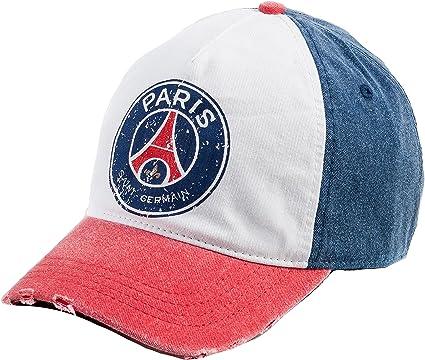 Erwachsenengr/ö/ße offizielle Kollektion Paris Saint Germain Herren Cap PSG