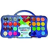 Giotto 353600 - Acquerelli, 36 Pezzi