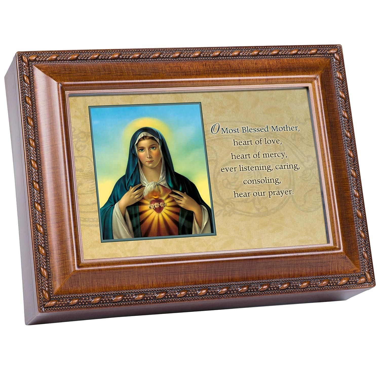 最高の Cottage Garden Immaculate Heart Maria Woodgrain音楽ボックス/ジュエリーボックスPlays Immaculate Ave Maria Cottage B00BRX9WD0, サプライ百貨店:6c2df2a8 --- arcego.dominiotemporario.com