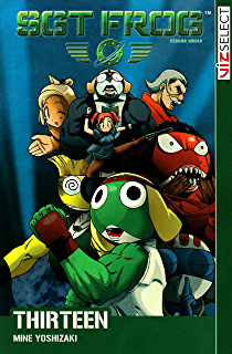 Amazon.com: Sgt. Frog, Vol. 15: Lets Get This Joint Jumpin ...