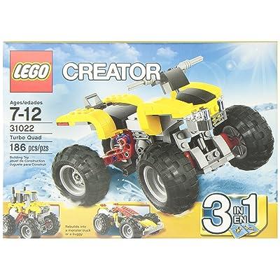 Lego Creator 31022 Turbo Quad: Toys & Games