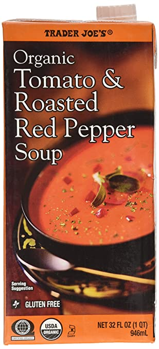 Image result for trader joe's tomato soup