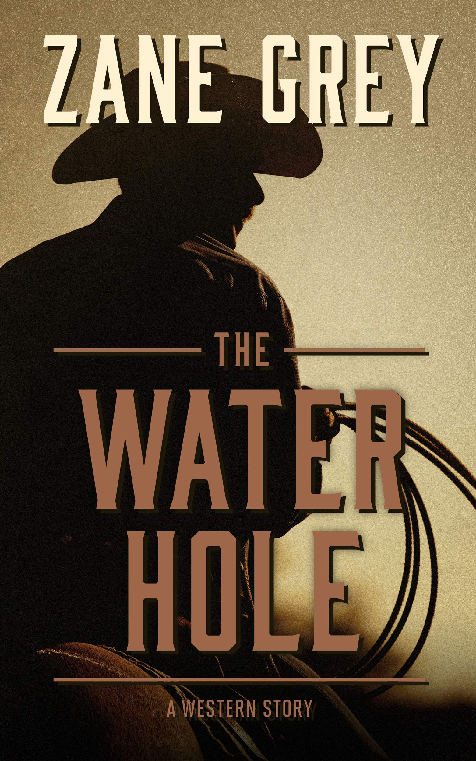 Download The Water Hole: A Western Story pdf epub