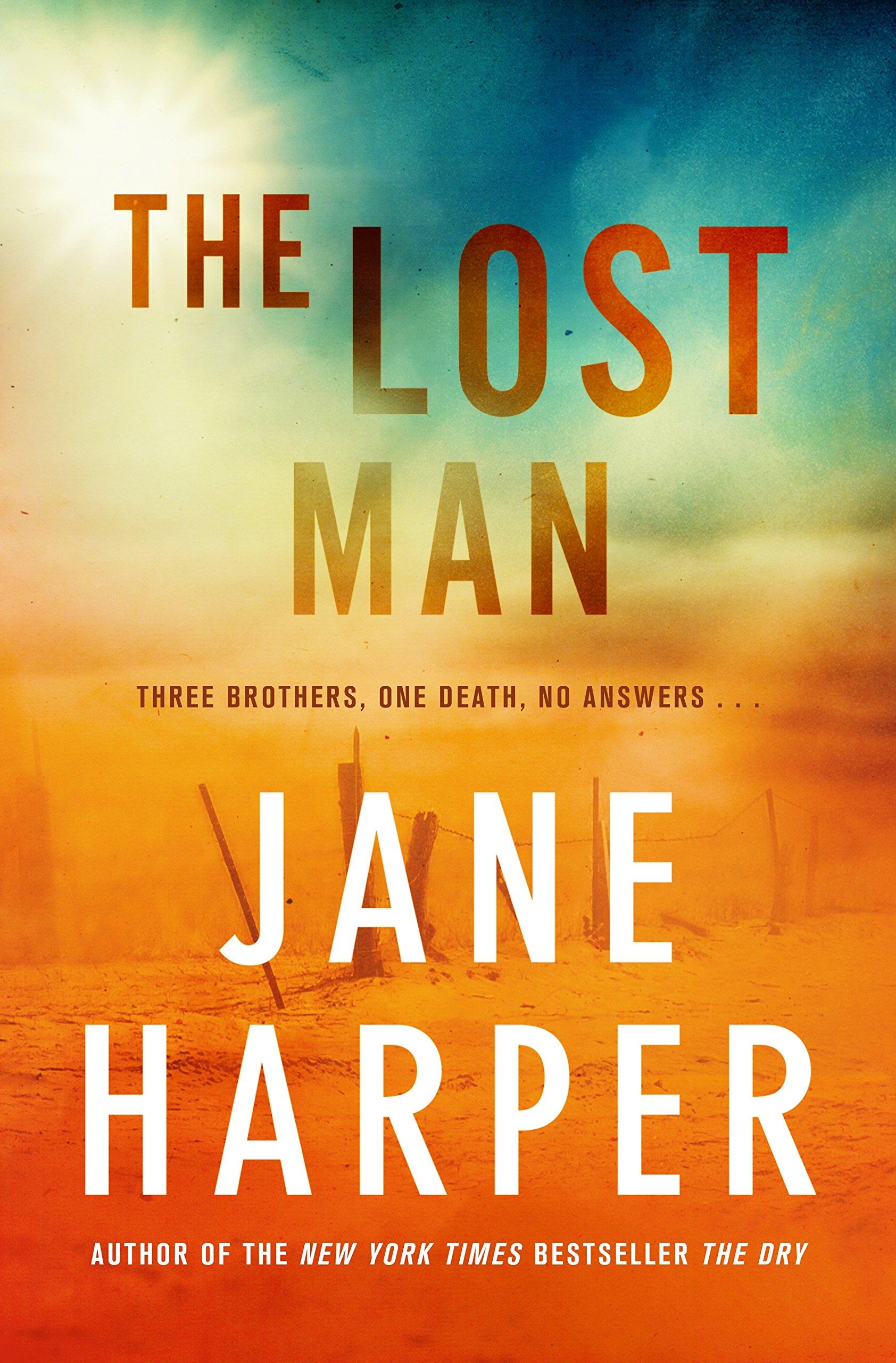 Image result for the lost man jane harper