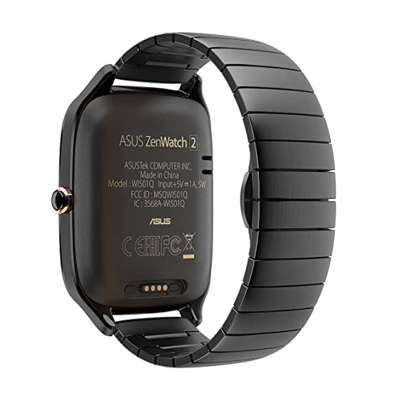 ASUS WI501Q(BQC)-2MGRY0011 - Smartwatch de 1.63