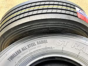 Transeagle ST Radial All Steel Premium Trailer Tire-ST235/85R16 132/127M LRG 14-Ply