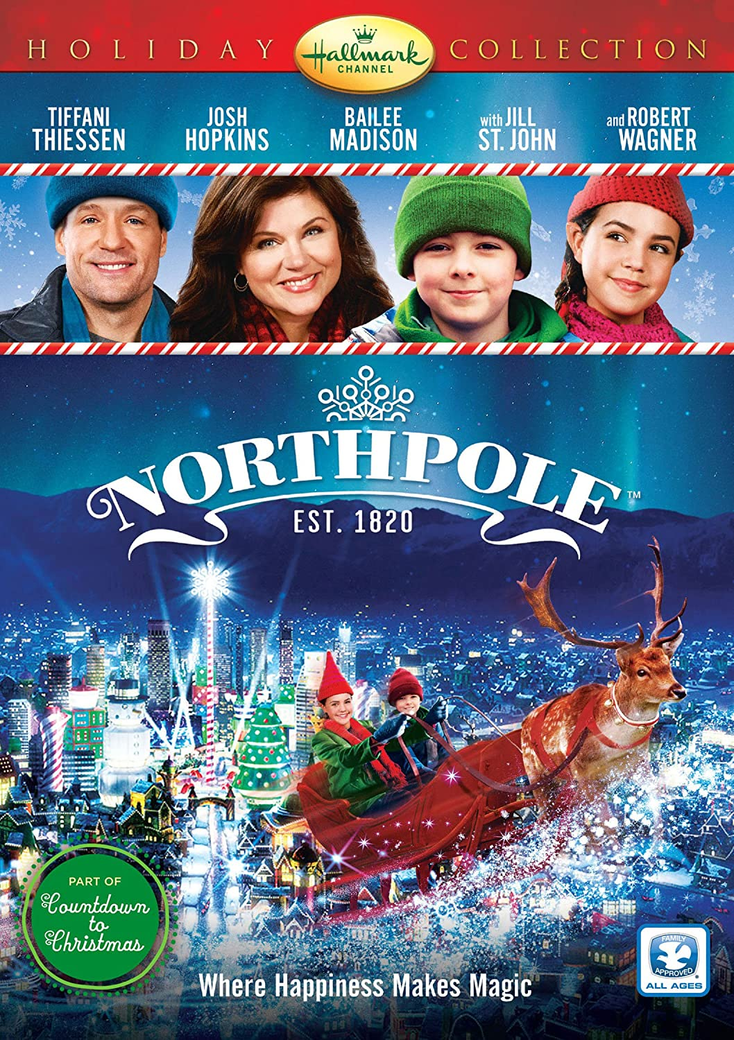 Amazon.com: Northpole: Tiffani Thiessen, Josh Hopkins, Bailee ...