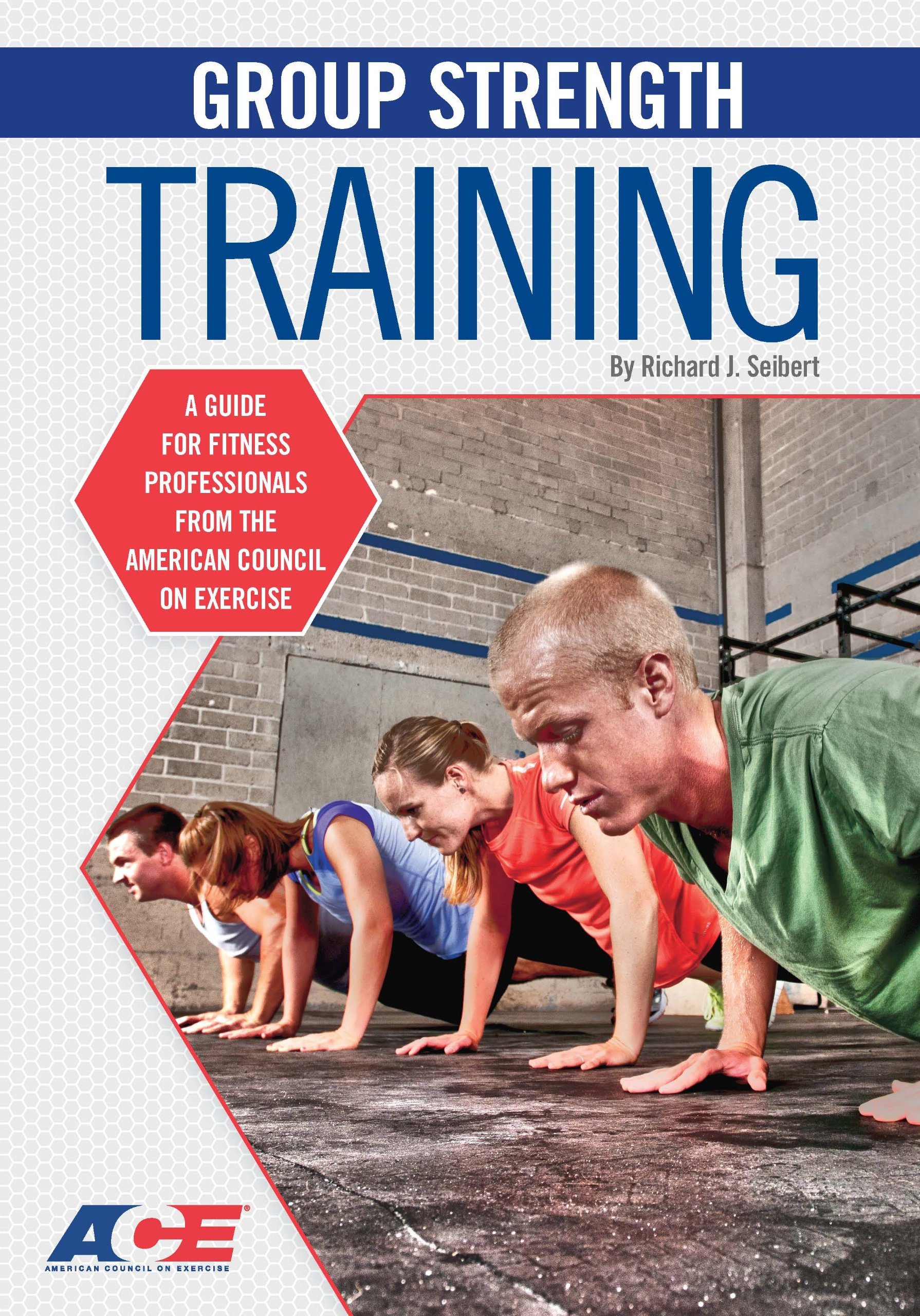 Read Online Group Strength Training: A Guide for Fitness Professionals from the American Council on Exercise (Ace Guide) PDF
