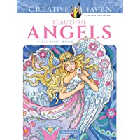 Image for Creative Haven Beautiful Angels Coloring Book (Adult Coloring)