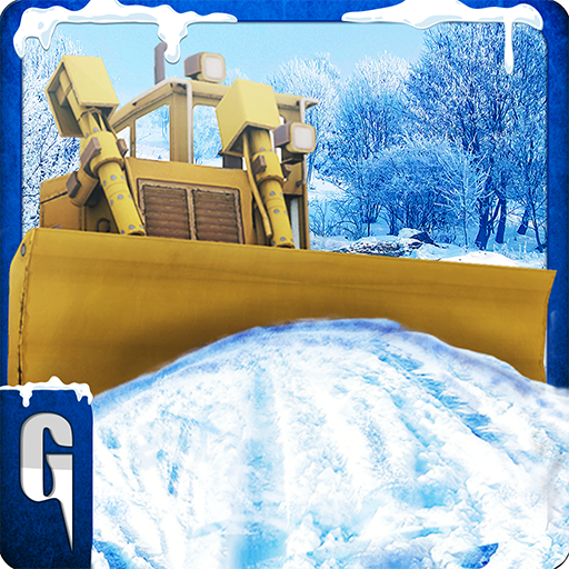 Snow Mover Truck Simulator 3D