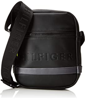 Tommy Reporter Hilfiger Ii Shoulder Blue Men's Mini Bag Essential PqPwaArnt