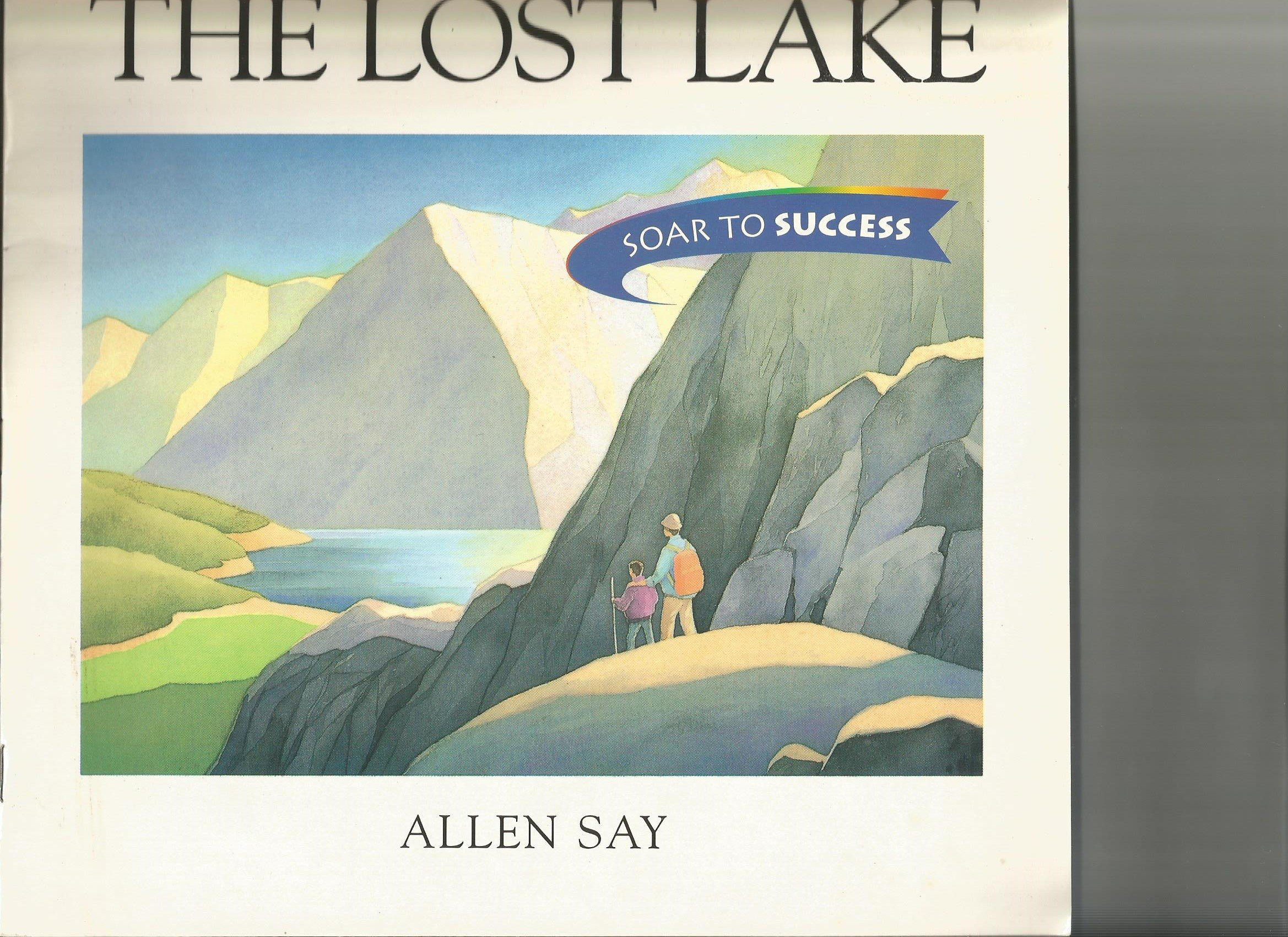 Houghton Mifflin Soar to Success: Paperback Level 4 Lost Lake (Read Soar to Success 1999)