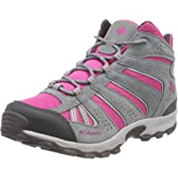 Columbia Youth North Plains Mid Waterproof, Botas