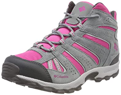 Chaussures Trail Fille De Imperméable Columbia Youth Running p5Rwv
