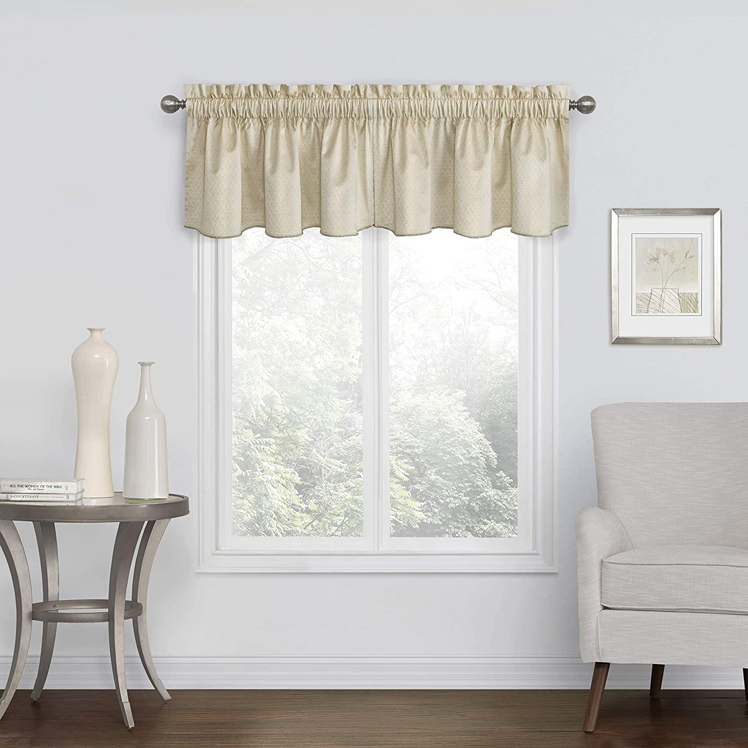 Eclipse 42 X 21 Short Valance Small Window Curtains Bathroom Living Room And Ebay,Ikea Customer Service Usa Email