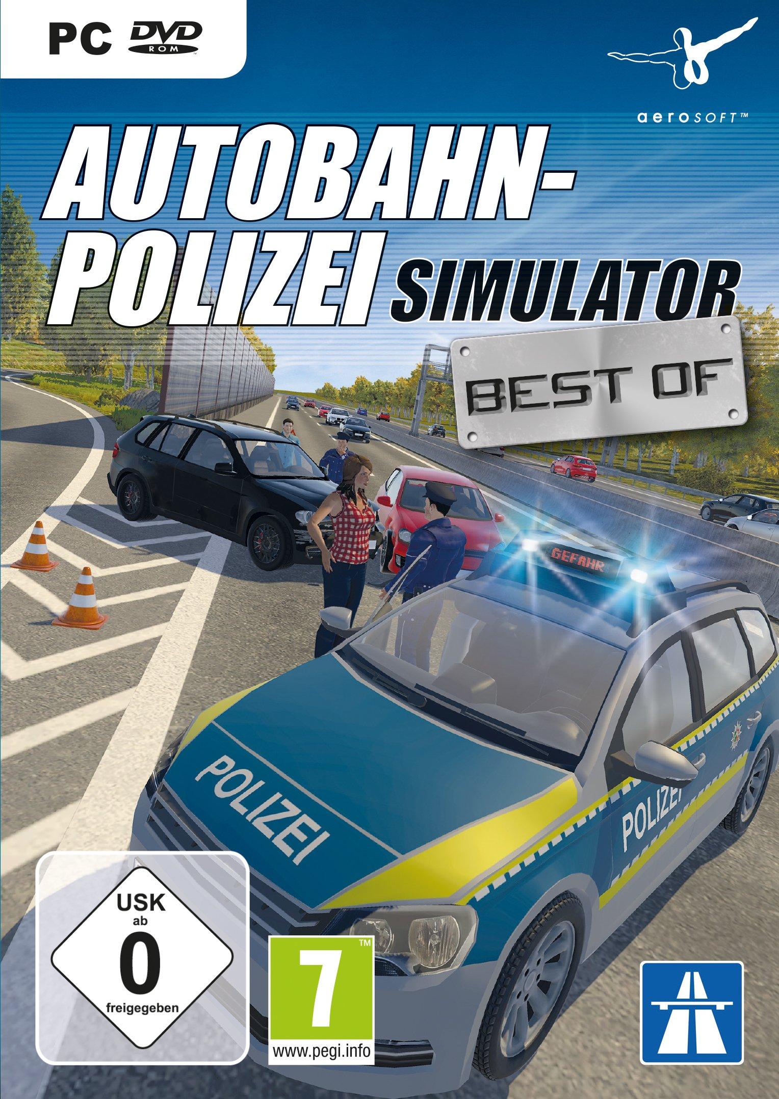 autobahnpolizei simulator