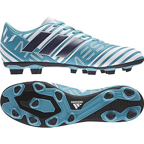 Adidas Nemeziz Messi 17.4 FxG, Zapatillas de Fútbol para Hombre: Amazon.es: Zapatos y complementos