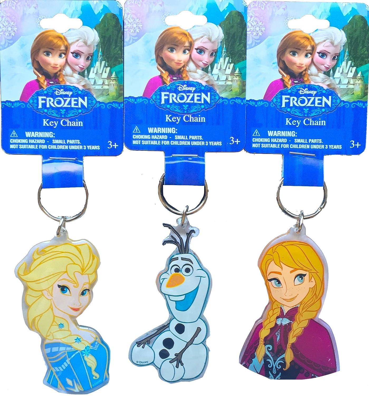 Amazon.com: Disney Frozen Elsa Llavero Llavero, diseño de ...