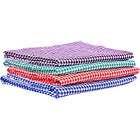 "COMFORT WEAVE Bath Towels Pack of 4 PCS 29""x58"" (Multicolor)"