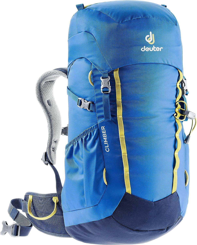 22 Deuter Childrens Climber Backpack Chili Navy