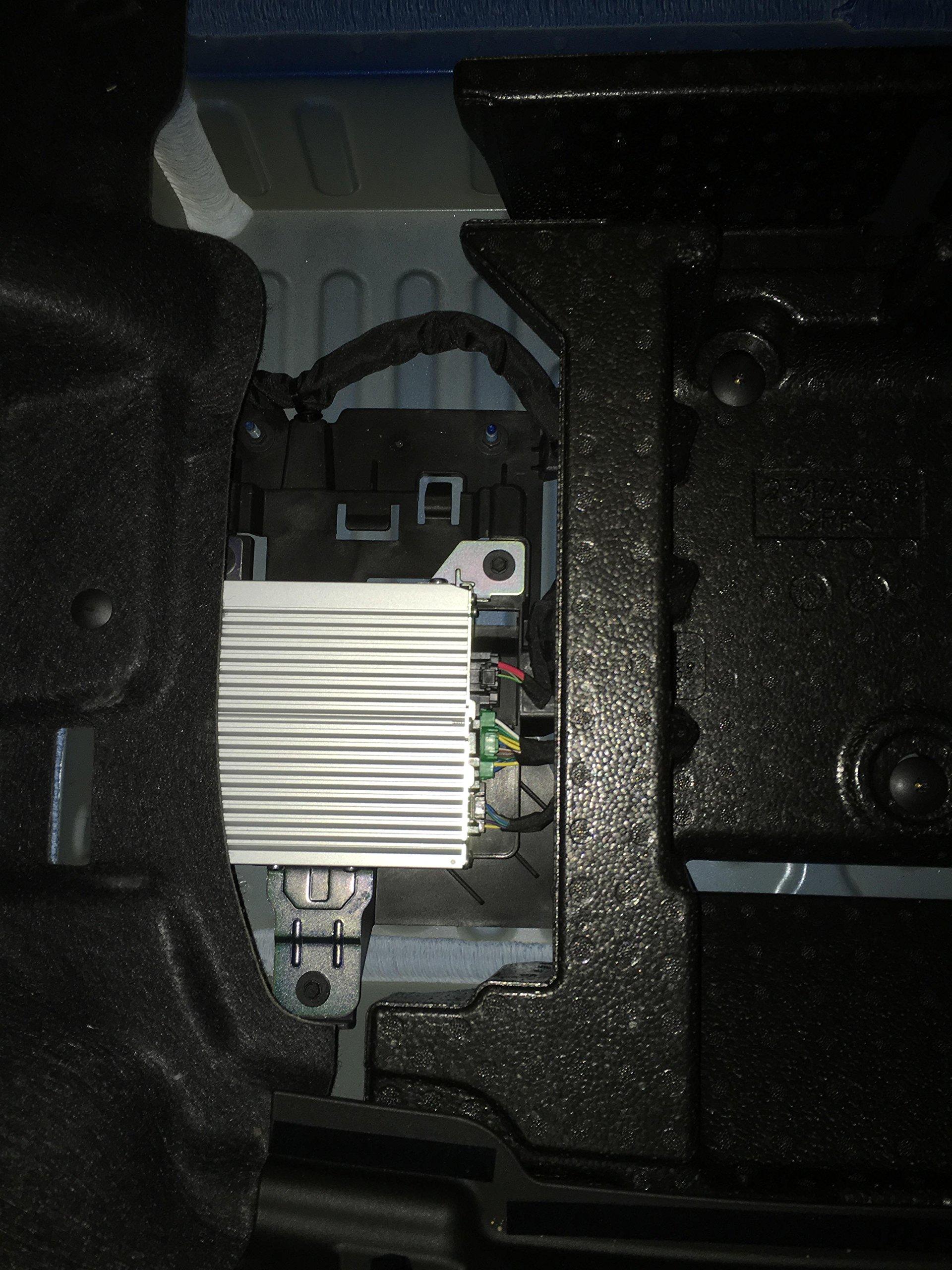 2016-2018 Camaro Non Bose Amplifier Add Amp Integration Harness