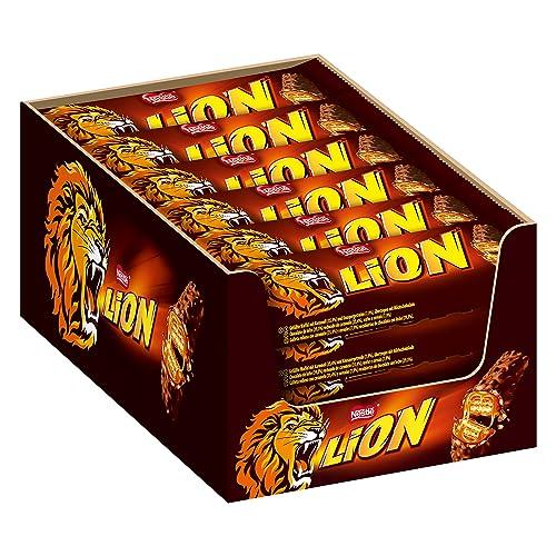 Nestlé Lion Single Bar 24x 42g (Pack 1.008kg)