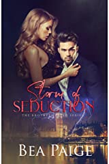Storm of Seduction: A contemporary reverse harem romance (Brothers Freed Book 2) Kindle Edition
