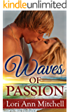 Contemporary Romance :Waves of Passion (Holidays Beach Read Book 3) (English Edition)