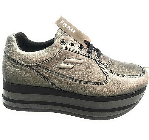 Donna E Sneaker Frau Antracite Borse 40Amazon Misura itScarpe rdBCshQtxo
