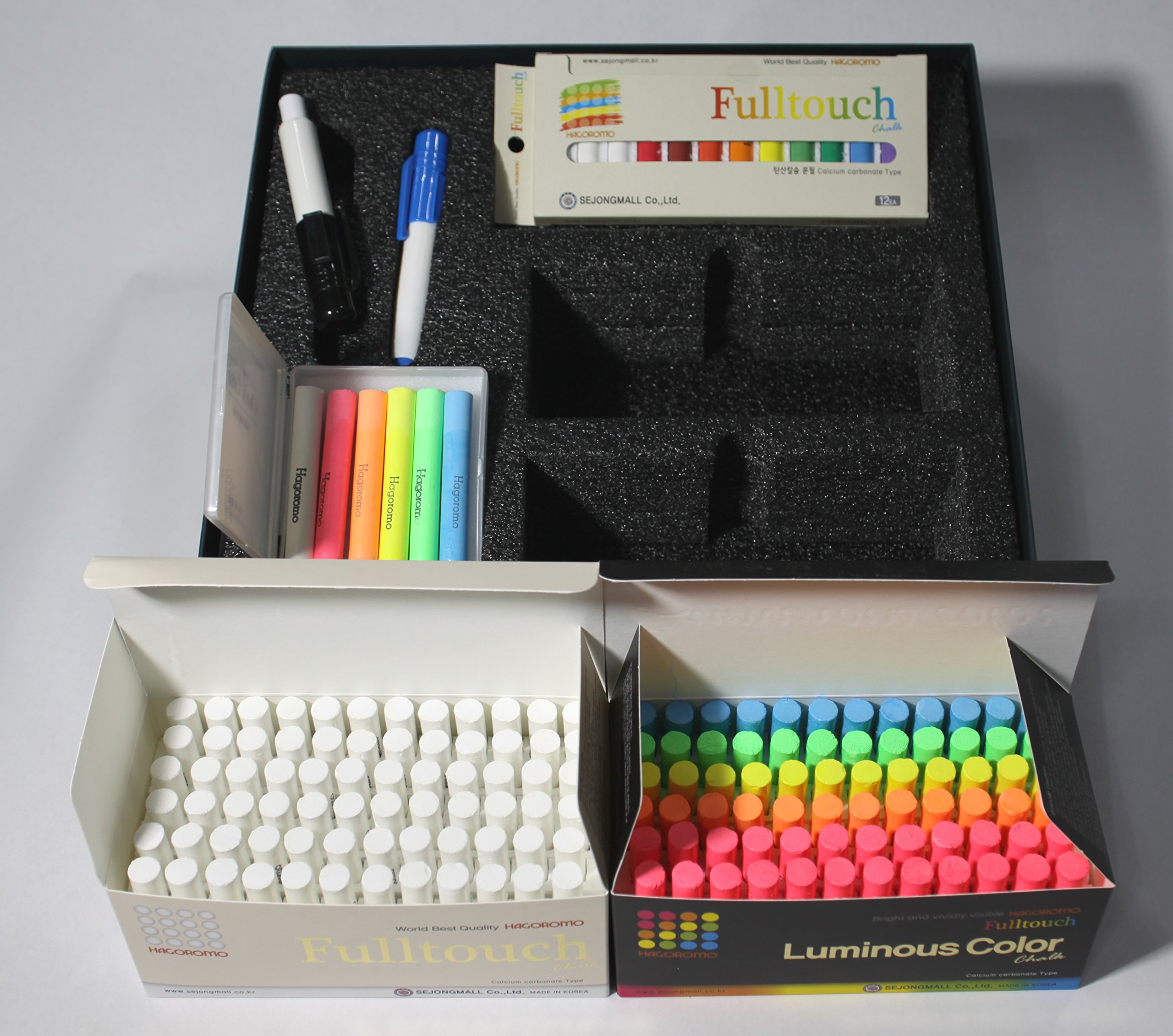 Hagoromo Chalks Set No.1 (Hagoromo Chalks / Chalk Holder /Chalk Case) by Hagoromo (Image #3)