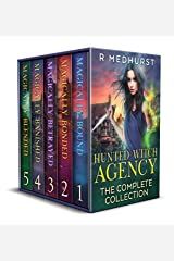 Hunted Witch Agency Complete Urban Fantasy Collection: Magically Bound, Magically Bonded, Magically Betrayed, Magically Banished, Magically Blended Kindle Edition