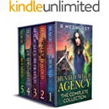 Hunted Witch Agency Complete Urban Fantasy Collection: Magically Bound, Magically Bonded, Magically Betrayed, Magically Banis