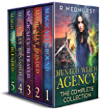 Hunted Witch Agency Complete Urban Fantasy Collection: Magically Bound, Magically Bonded, Magically Betrayed, Magically Banished, Magically Blended (English Edition)