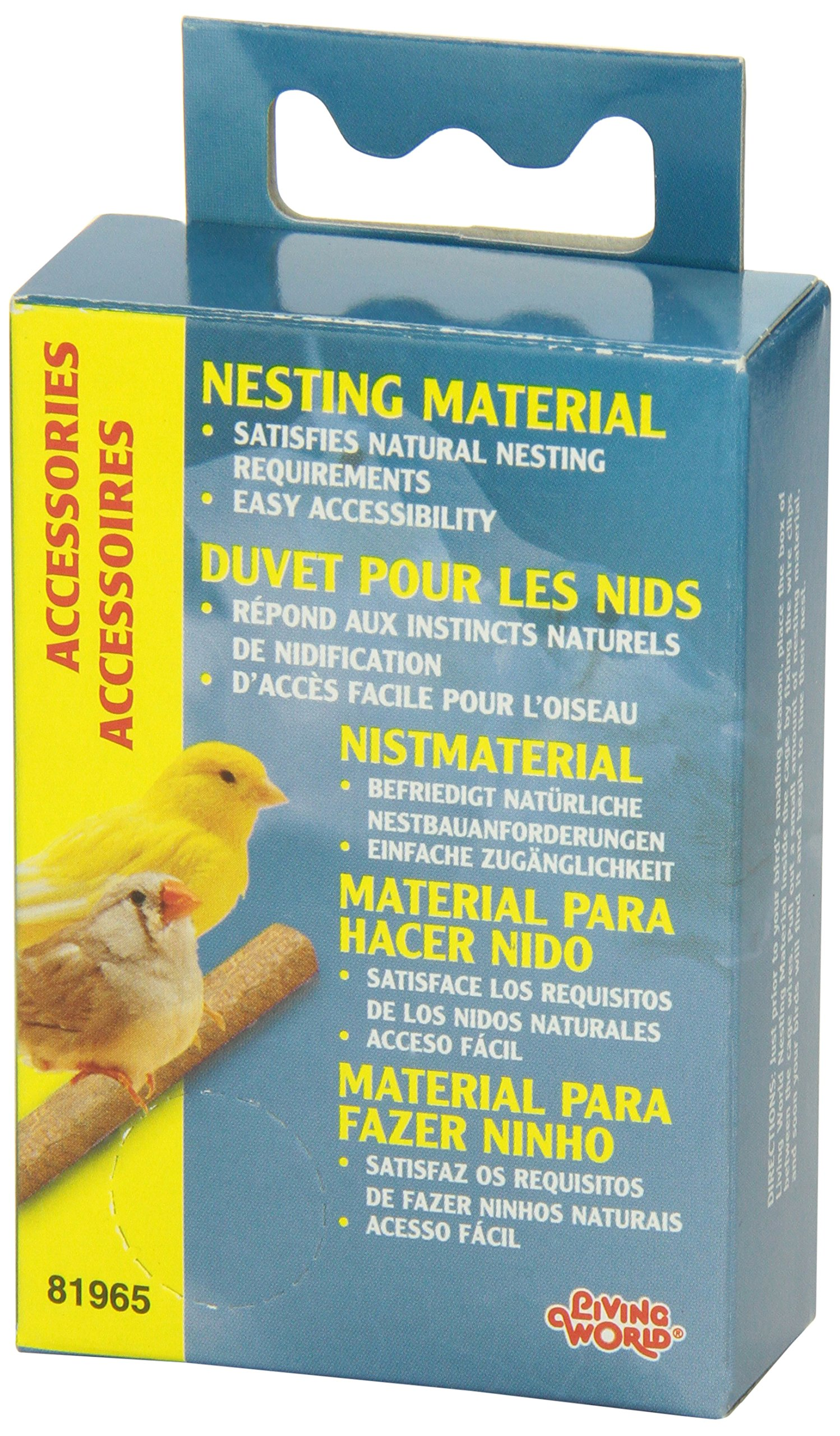 Living World Nesting Material 5