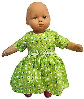 Doll Clothes Superstore Vestito a Fiori per Bambole