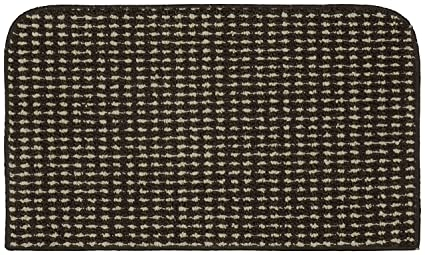 Garland Rug Berber Colorations Kitchen Slice Rug, 18 Inch By 30 Inch,