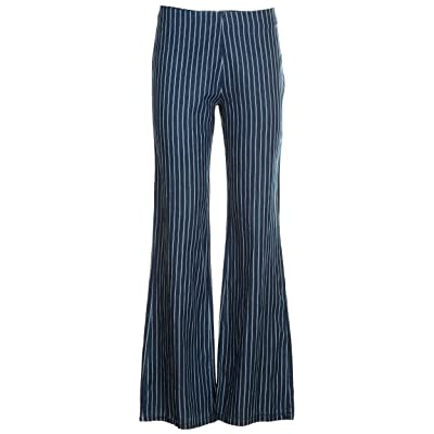 VialeScarpe Pantalon - Femme Bleu bleu S