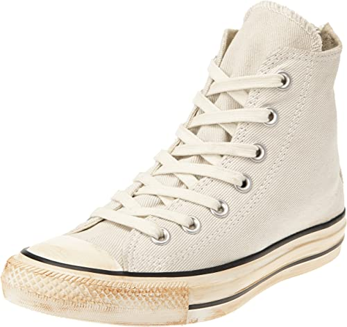Converse Chuck Taylor All Star Homme Vintage Washed Back Zip Twill Hi, Baskets Hautes