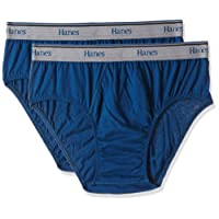 Hanes Men's Cotton Brief (Pack of 2)