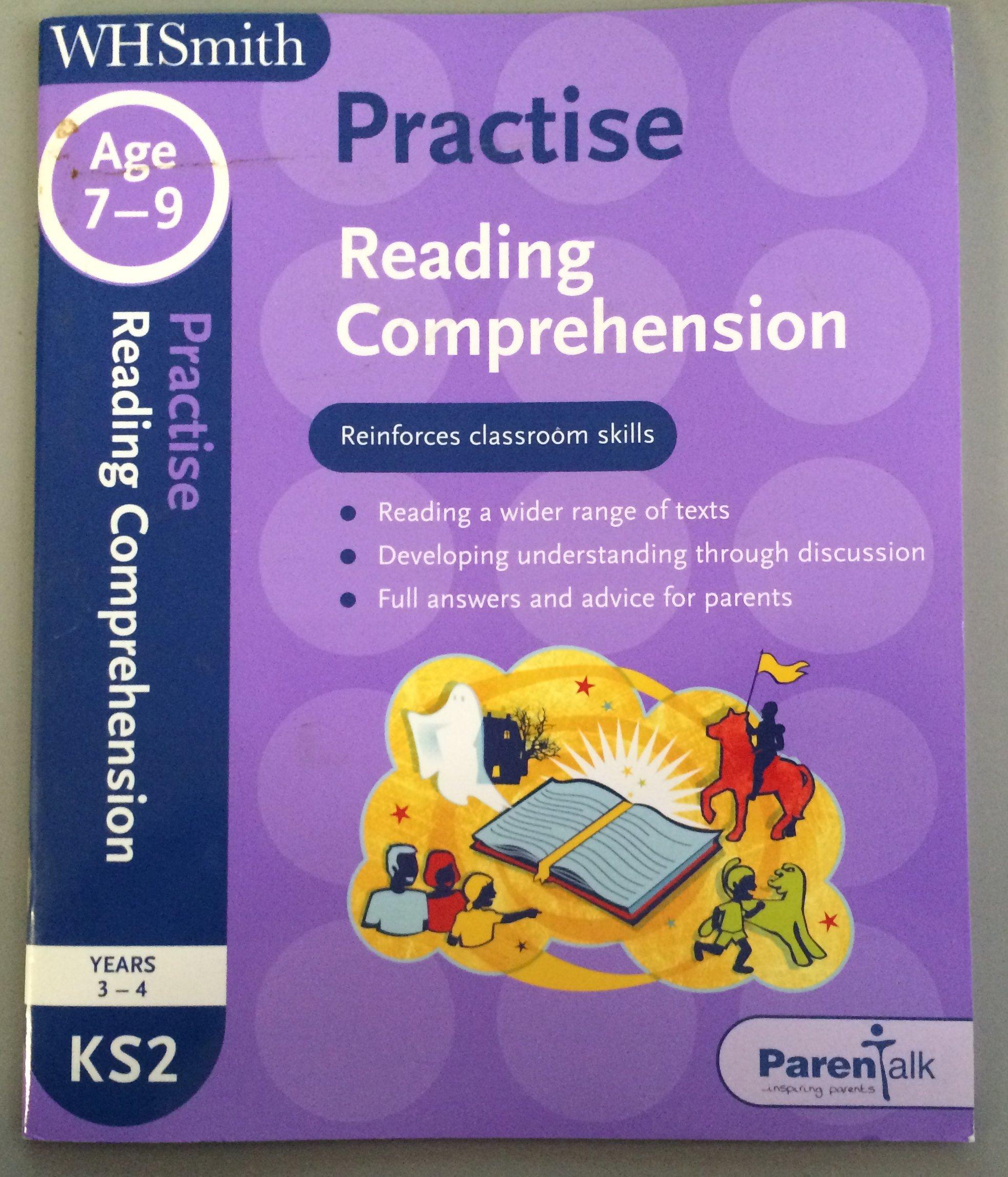 - WHS Practice KS2 Reading Comprehension: Brenda Stones