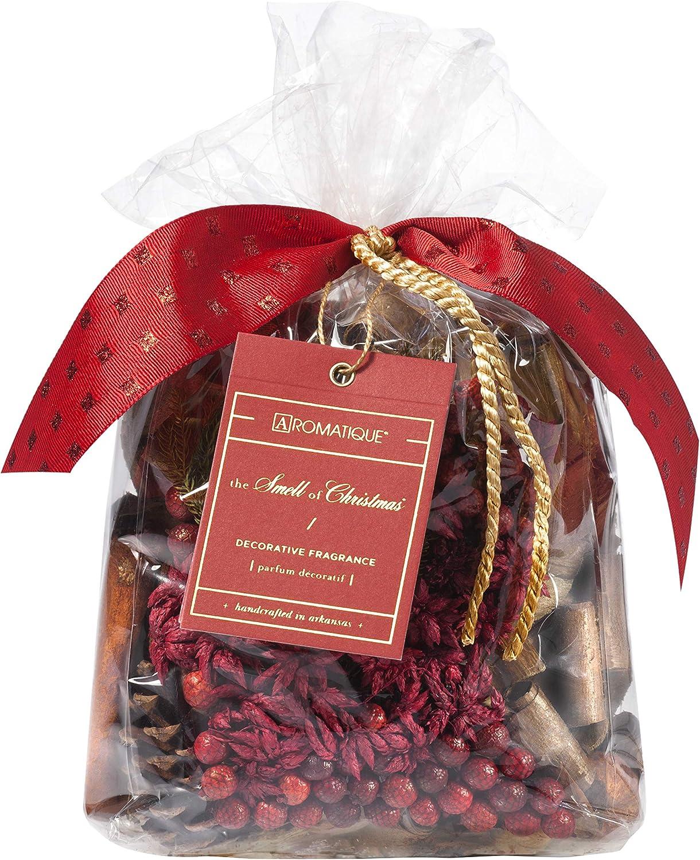 Aromatique The Smell of Christmas Decorative Potpourri 14 Oz (397g) Bag