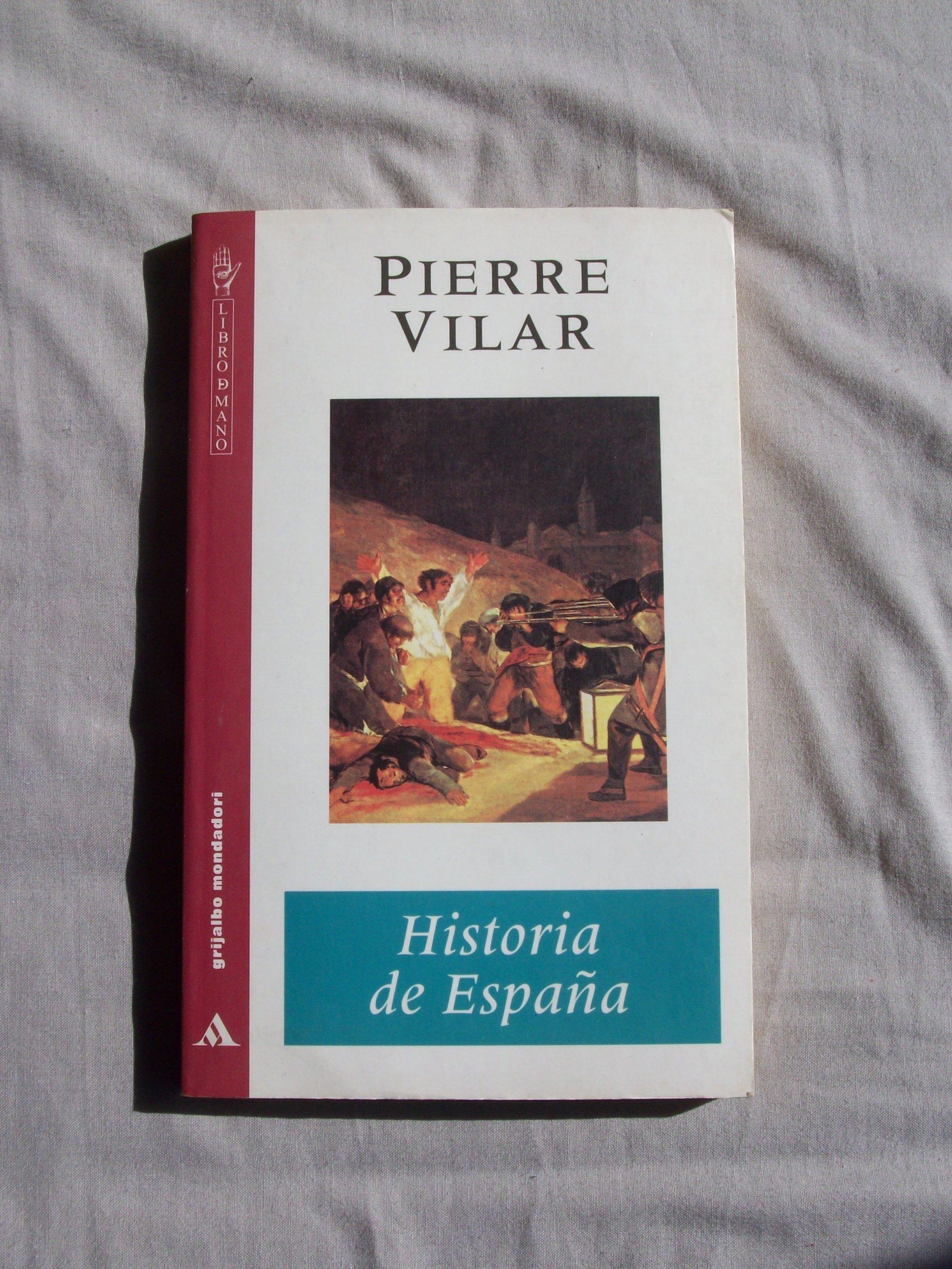 Historia de España: Amazon.es: Pierre, Vilar: Libros