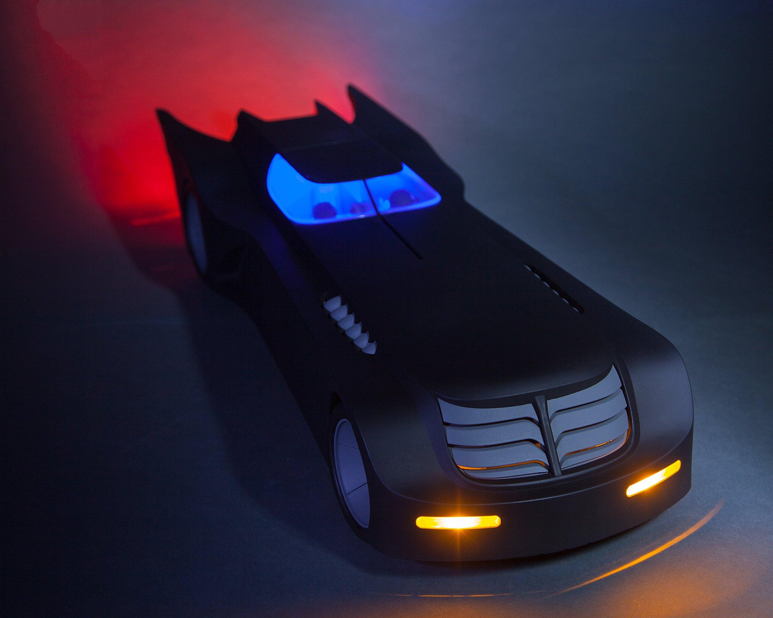 gift knight batmobile dc collectibles batman the animated series 24 long dark ebay. Black Bedroom Furniture Sets. Home Design Ideas