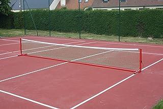 Jeu de mini tennis mobile 6m sans filet BWA Sports TN38376