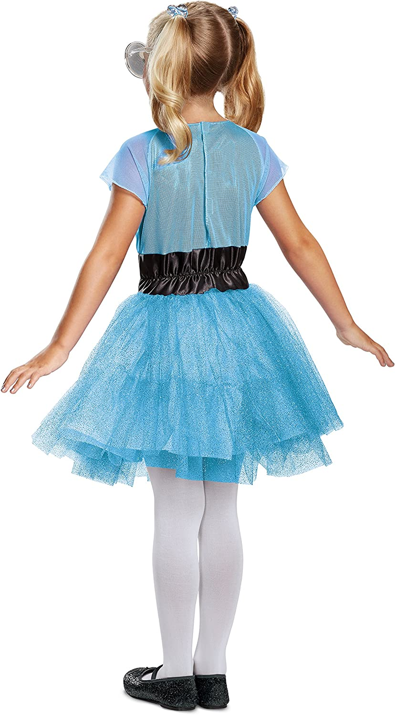 Disguise Disfraz de tutú de Bubbles, Azul, Large (10-12) US ...