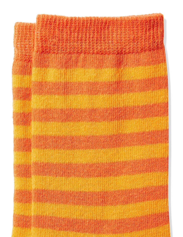 Striped Calze Bambino RED WAGON