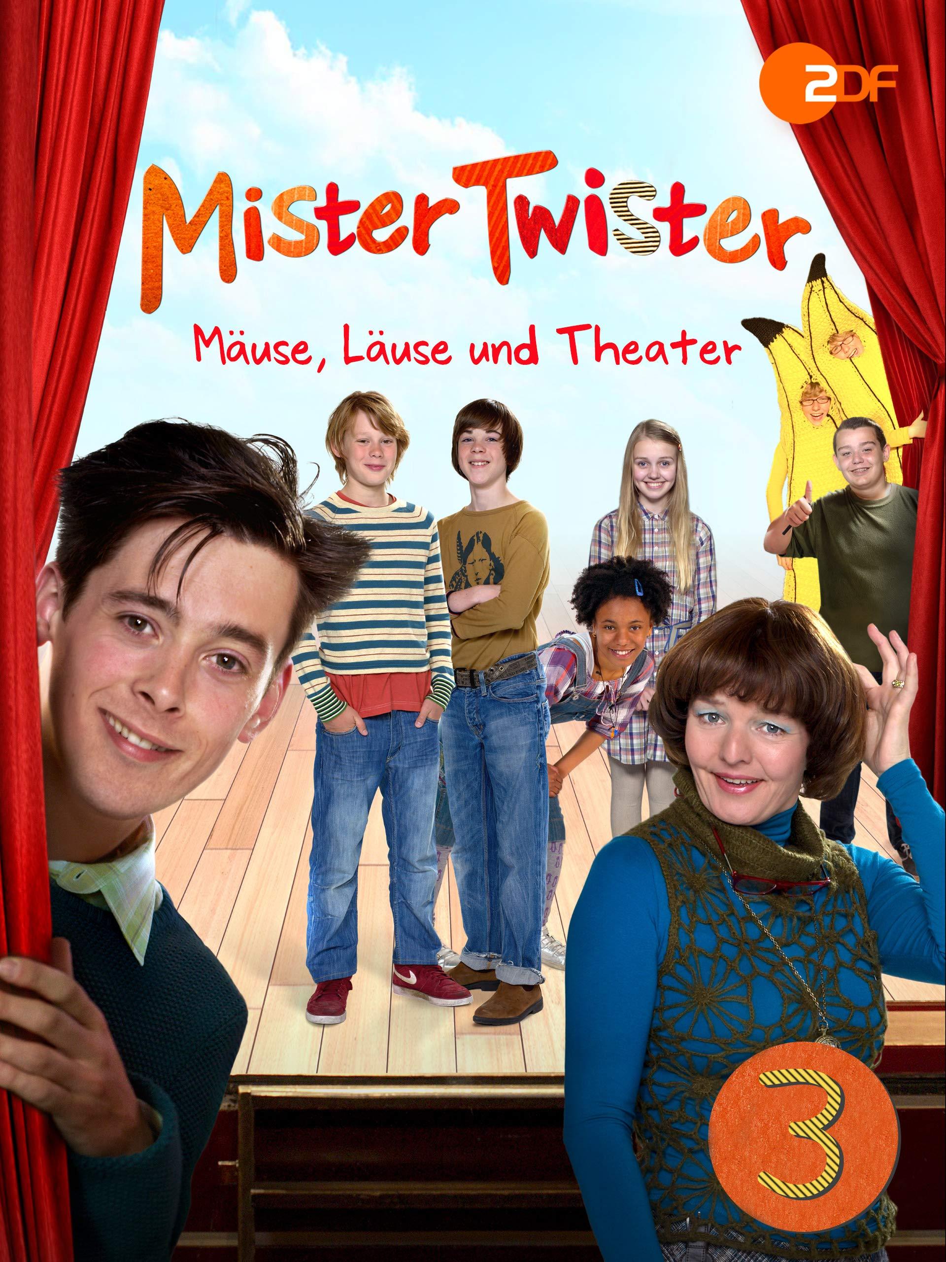 Amazon.de: Mister Twister: Mäuse, Läuse und Theater