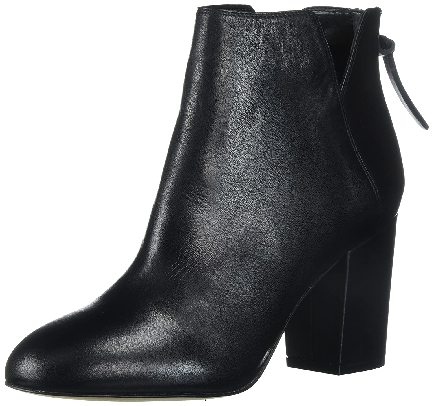 ALDO Women's Dominicaa Ankle Bootie B072ND1992 6 B(M) US|Black Leather
