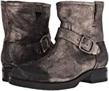FRYE Women's Veronica Bootie Ankle Boot, Gold, 8 M US