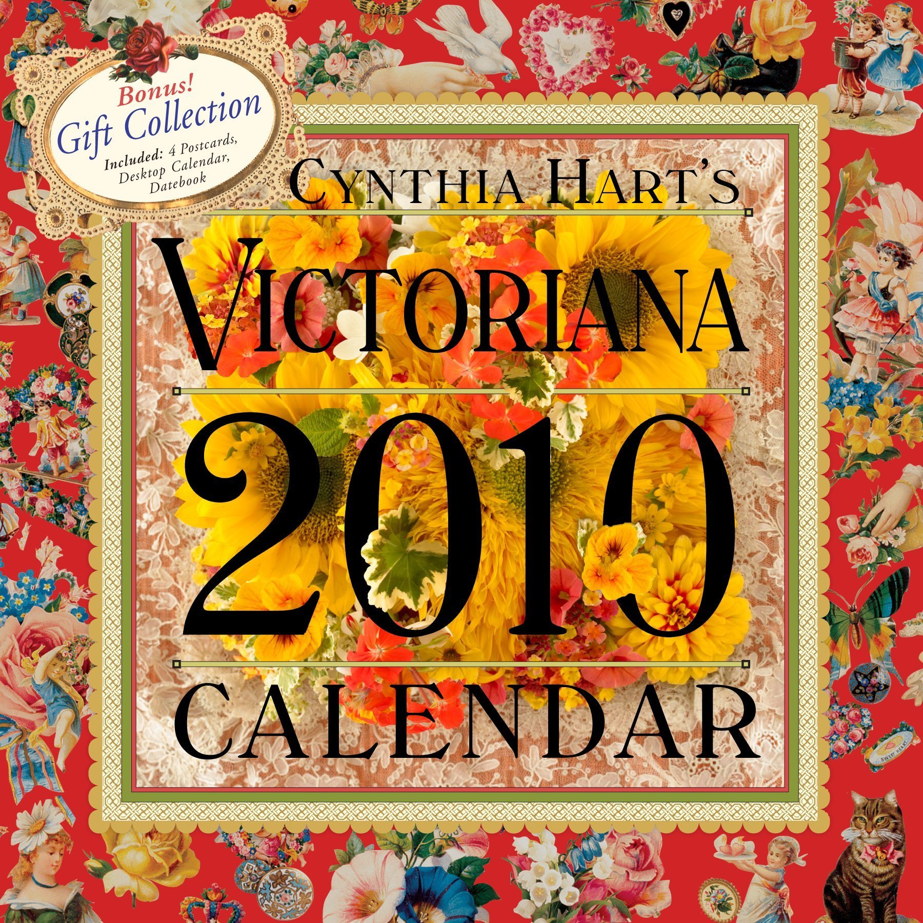 Cynthia Hart's Victoriana Calendar 2010